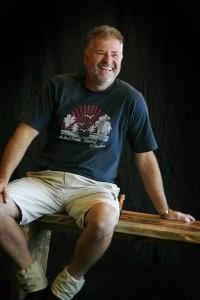 David Linton guitar timbers