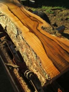 Jamaican fiddlewood guitar making
