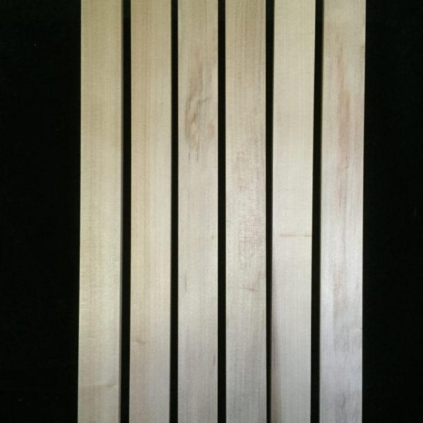 Bunya Pine guitar bracings