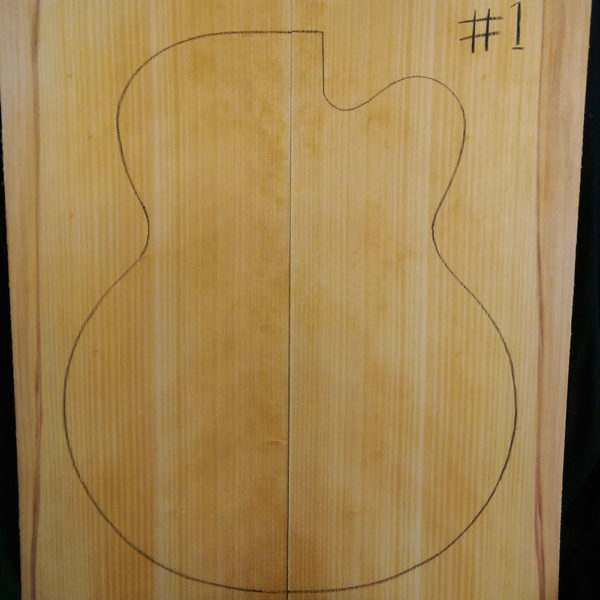 Archtop Soundboards