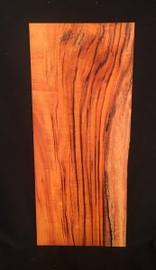 Timber for luthiers