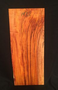 Tonewood for instrument makers