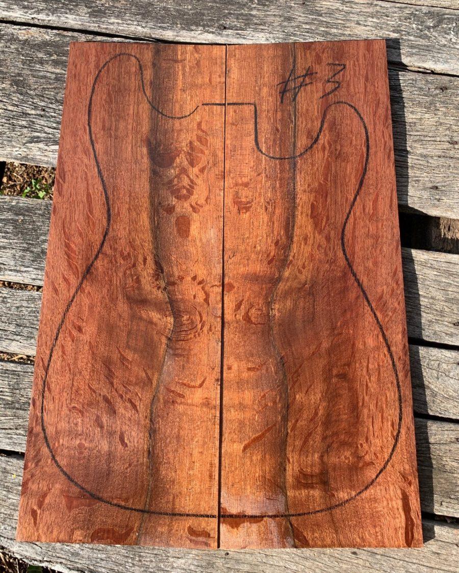 Australian timber for guitar making