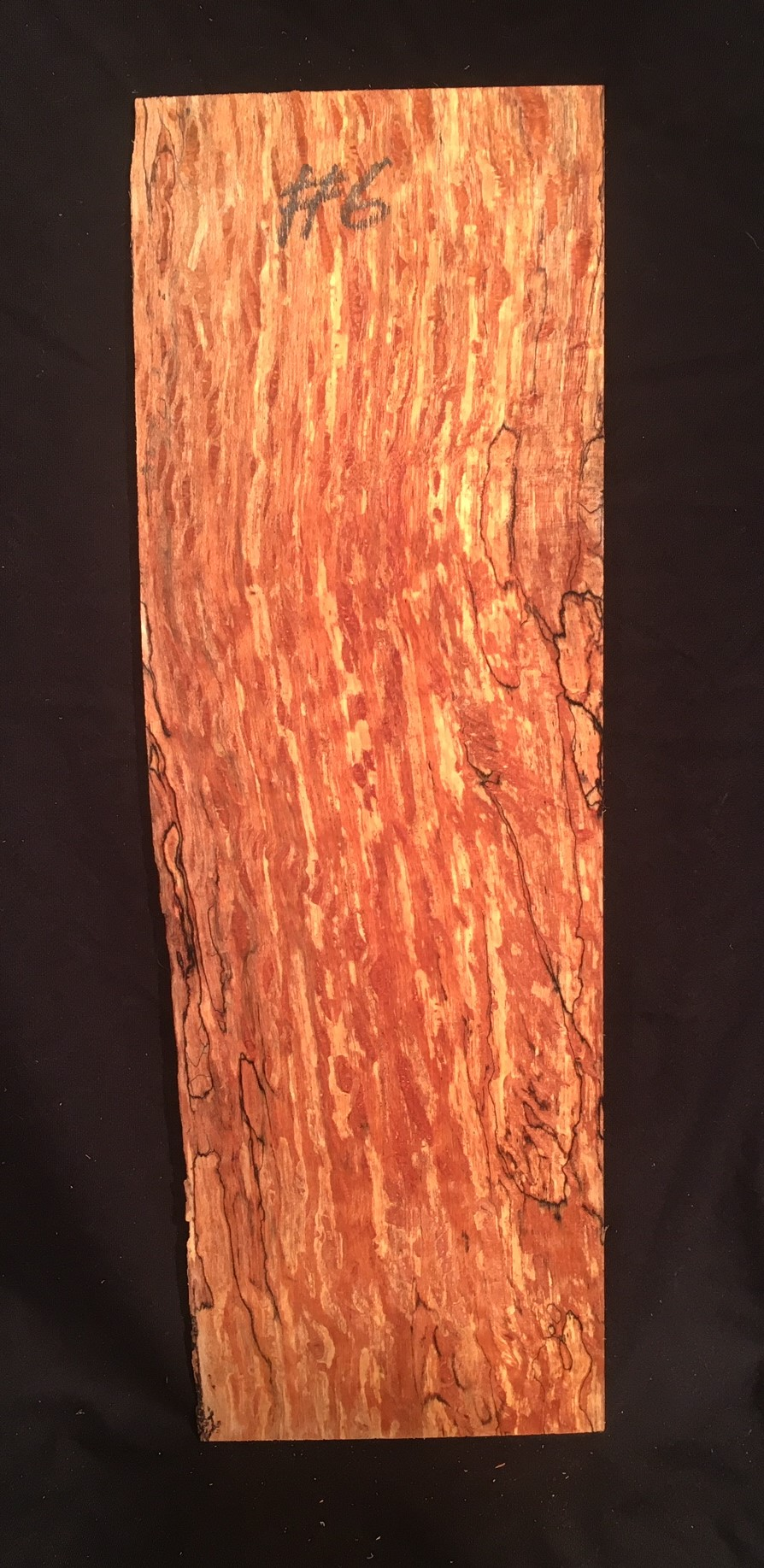 Electric guitar timber