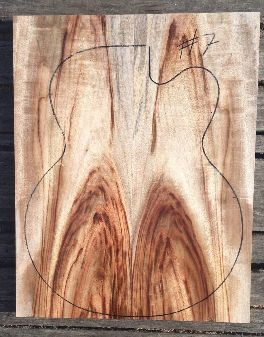 Insturment timbers