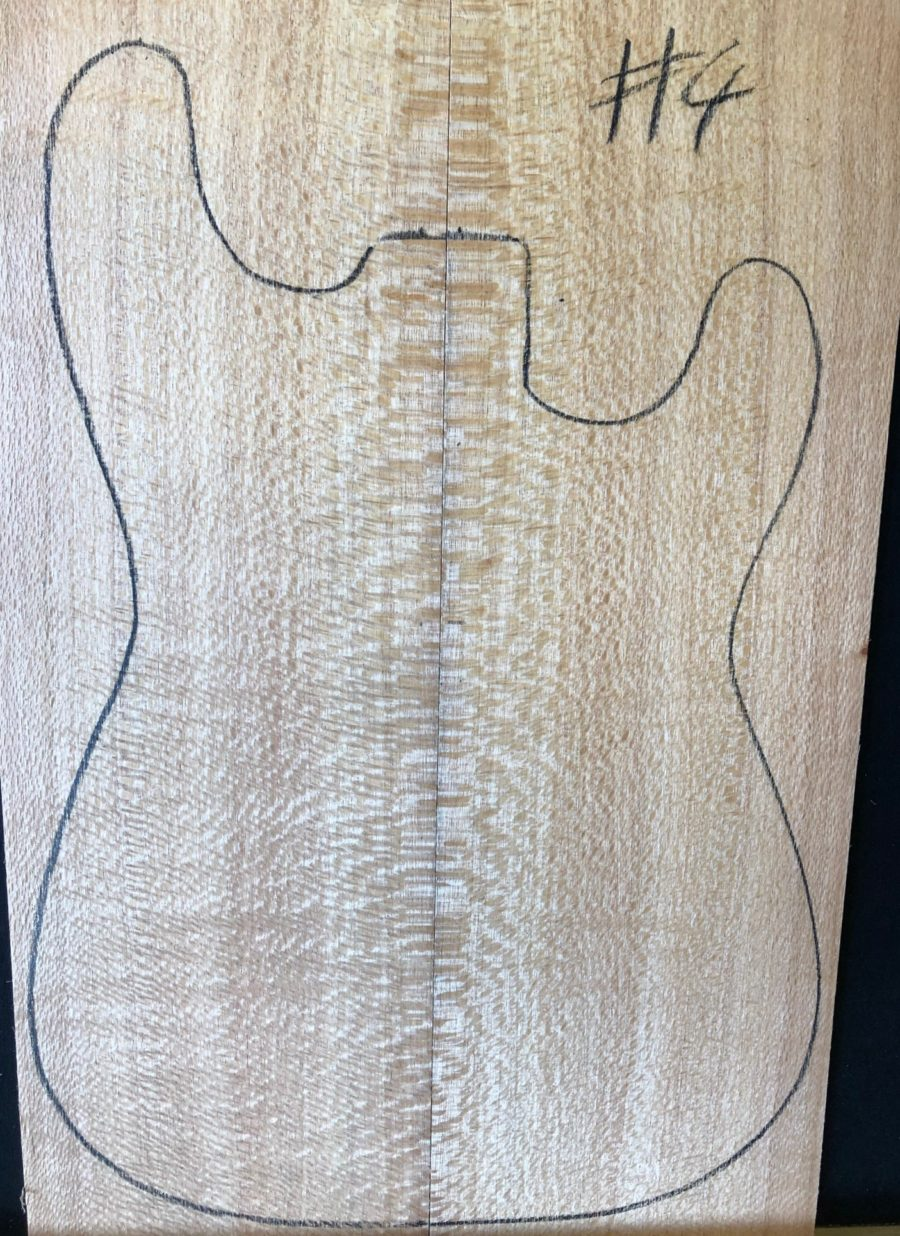 Luthier timber