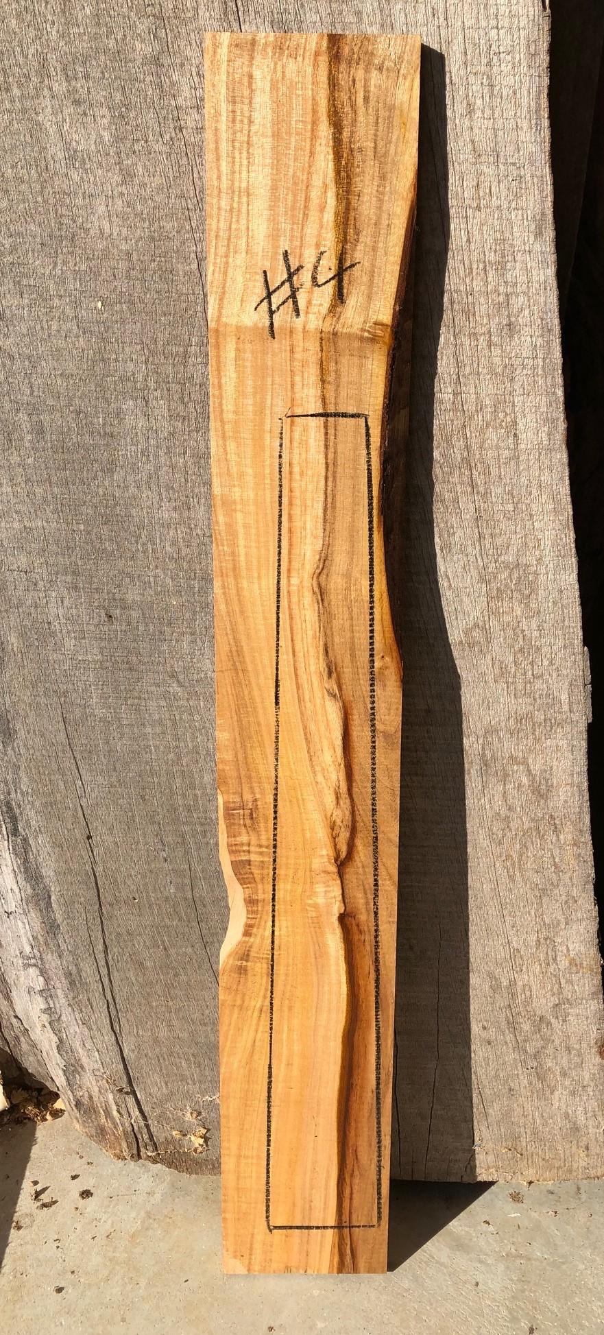 Instument timber