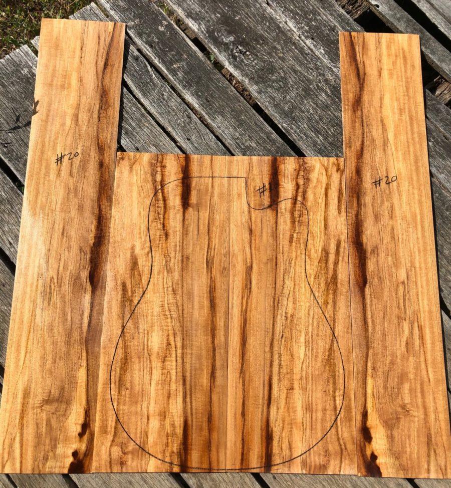 Magnificient tonewood