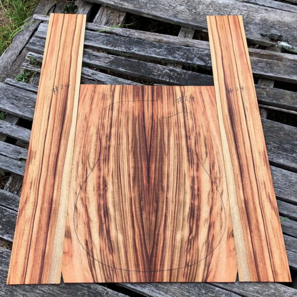 Tonewood for guitar making