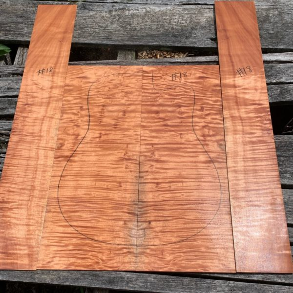 Australian timber for lutherie