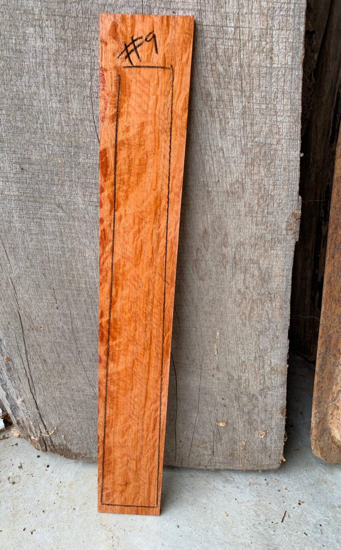 Fretboard tonewood