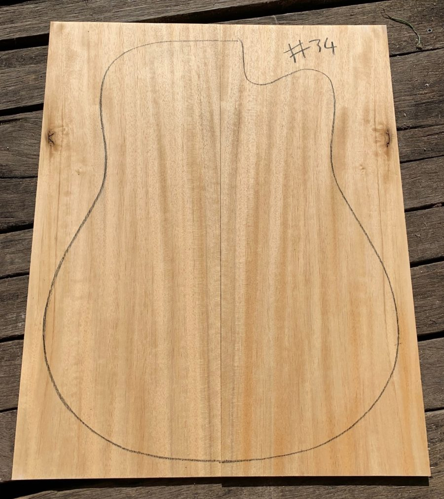 Guitar making materials