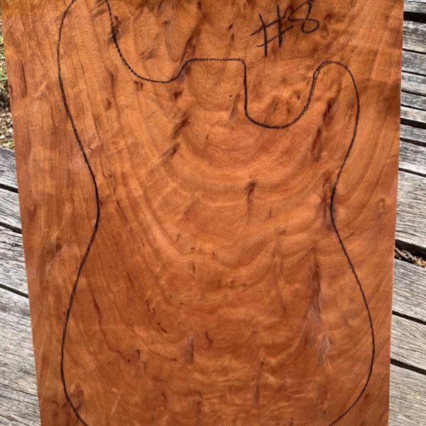 Maple tonewood