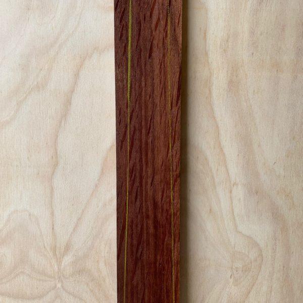River Oak Fretboard