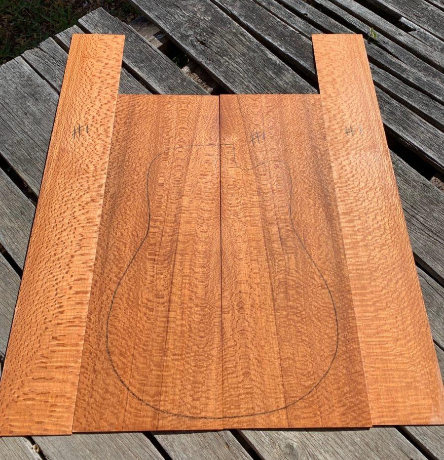 Australian tonewoods