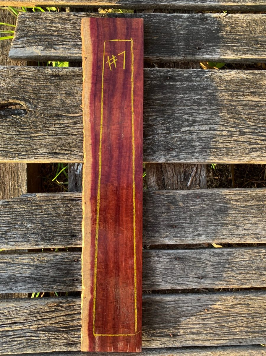 Instrument timber for acoustic and electric guitars