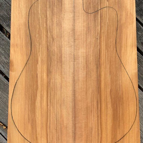 Acoustic tonewood
