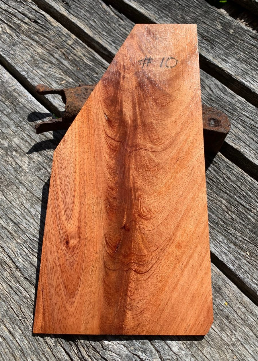 Guitar Headstock Veneer