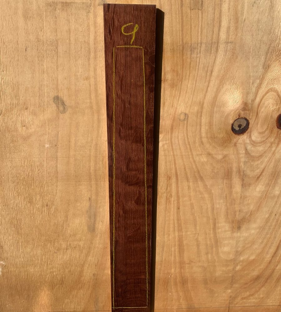 Guitar timber