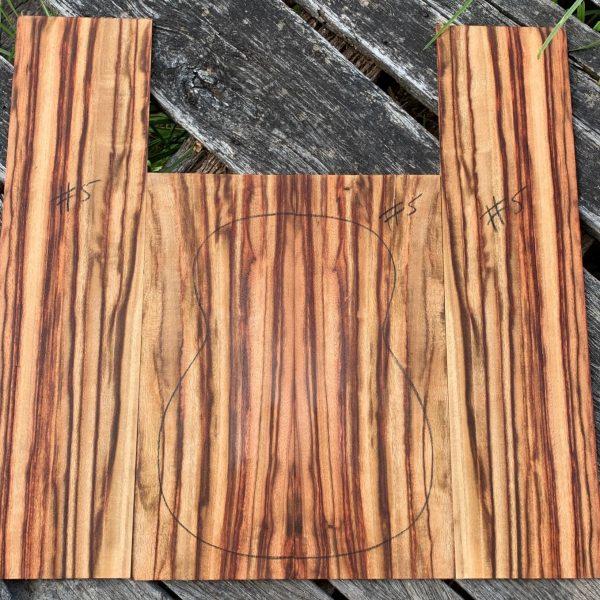 Australian Ukelele tonewood