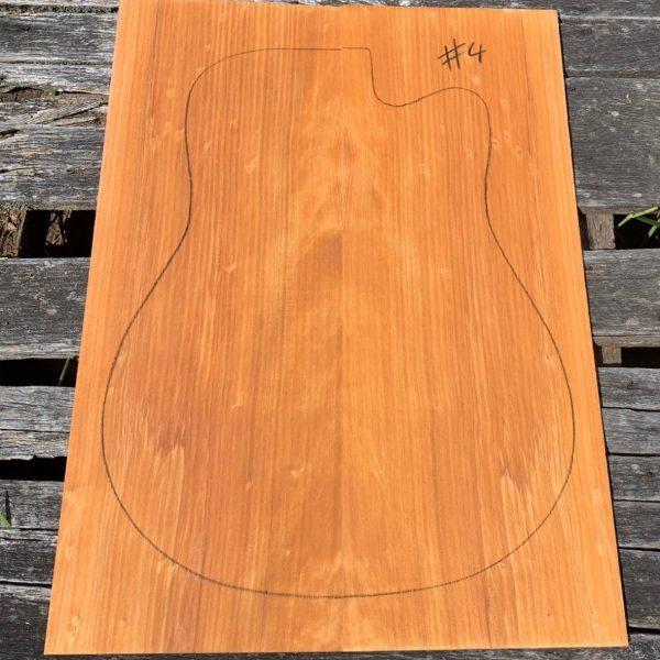 Guitar building materials