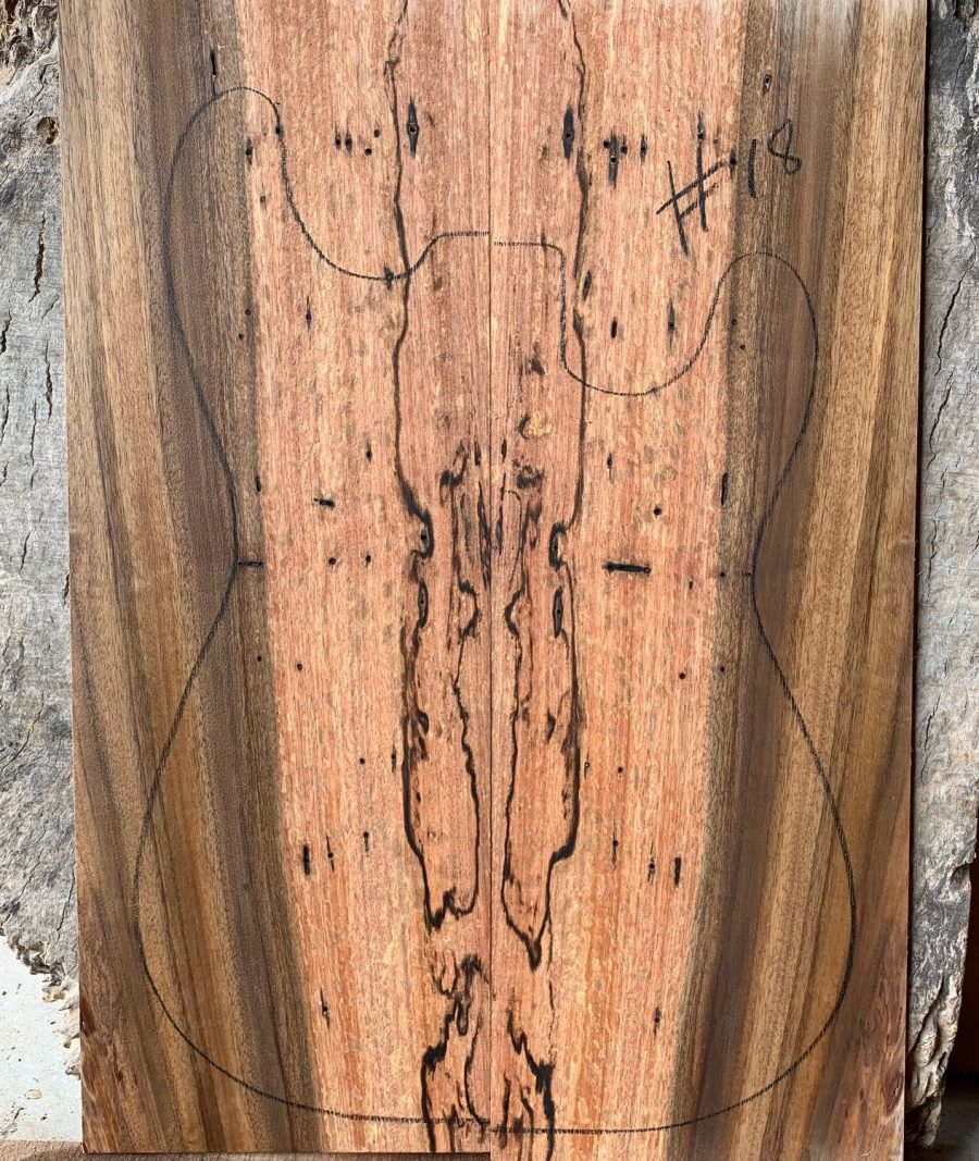 Timber supplies for luthiers