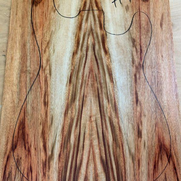 Australian tonewood for guitar making