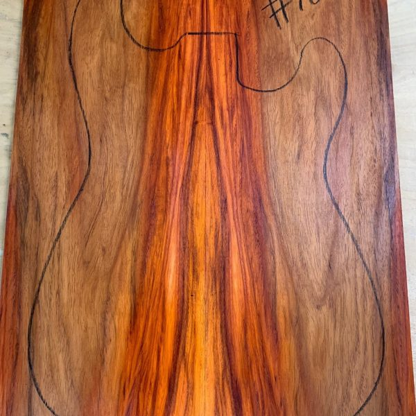 Wood for musical instruments