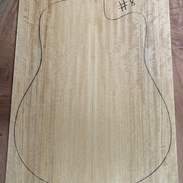 Acoustic guitar instrument timber Australia