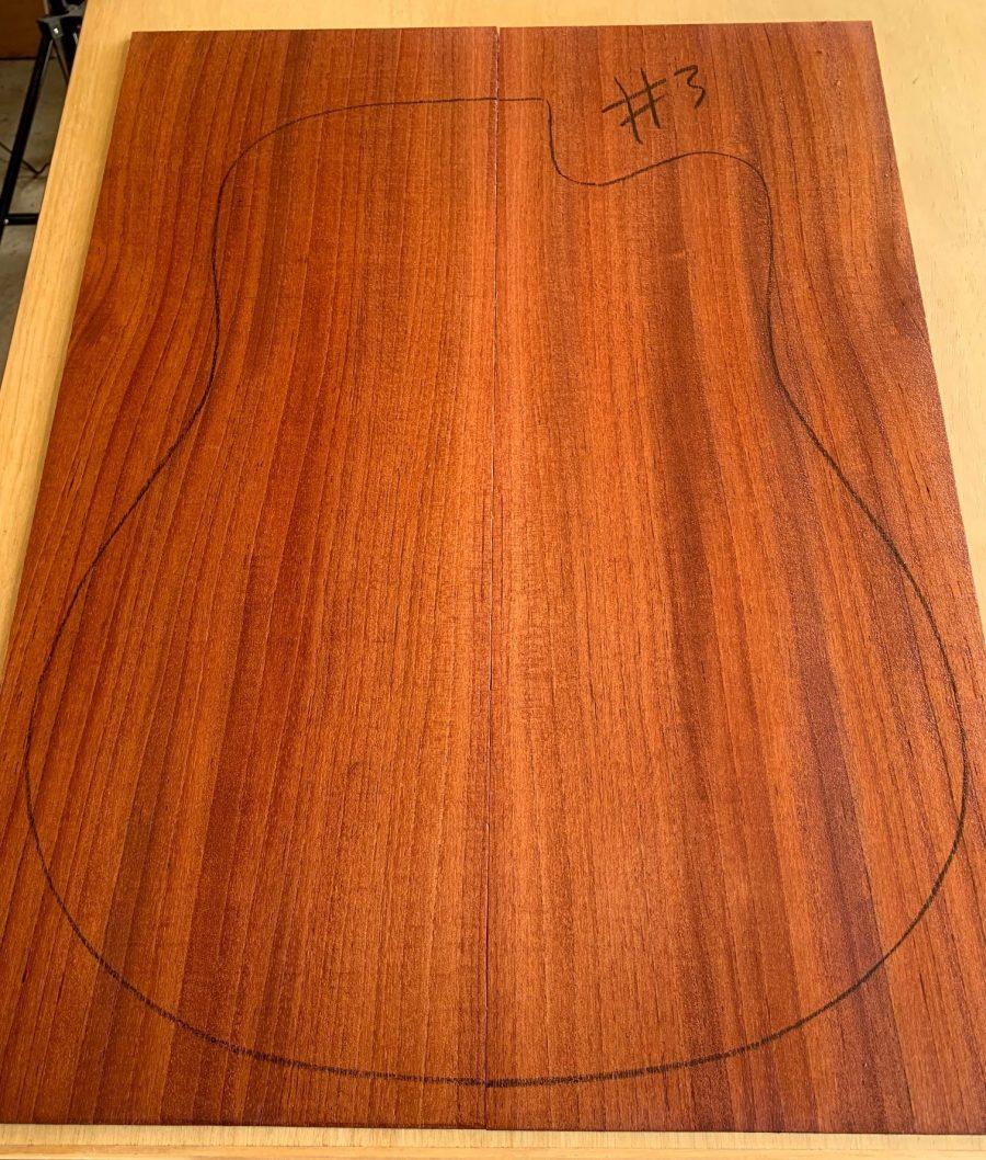 Red Cedar Acoustic Top