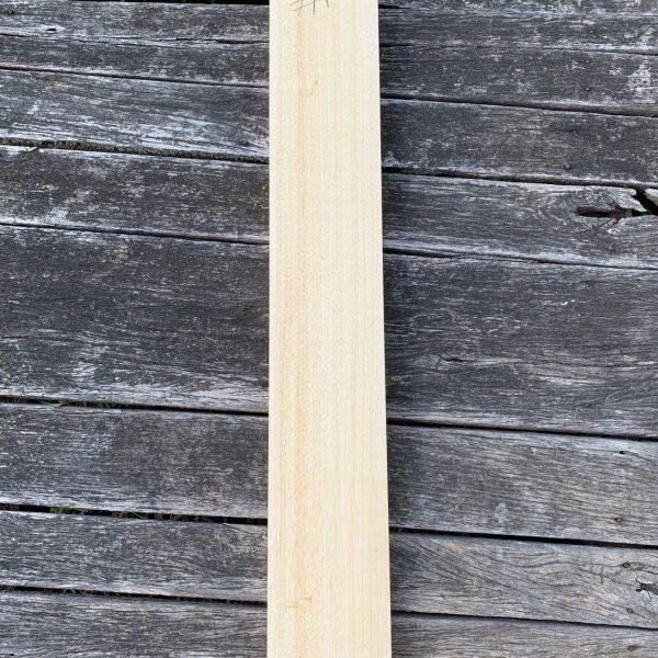 Guitar neck instrument timber